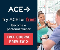 ACE Certified Group Fitness Instructor